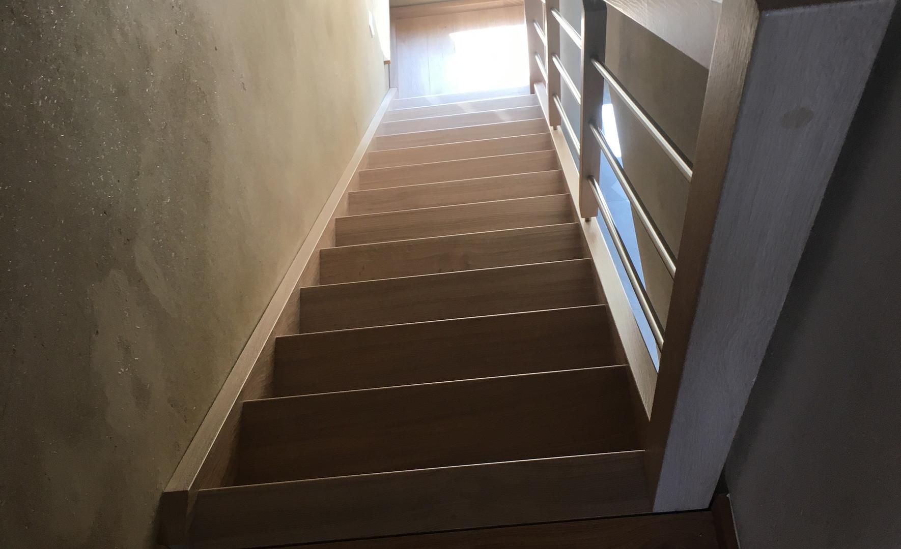 Escalier 2 - Vue 2