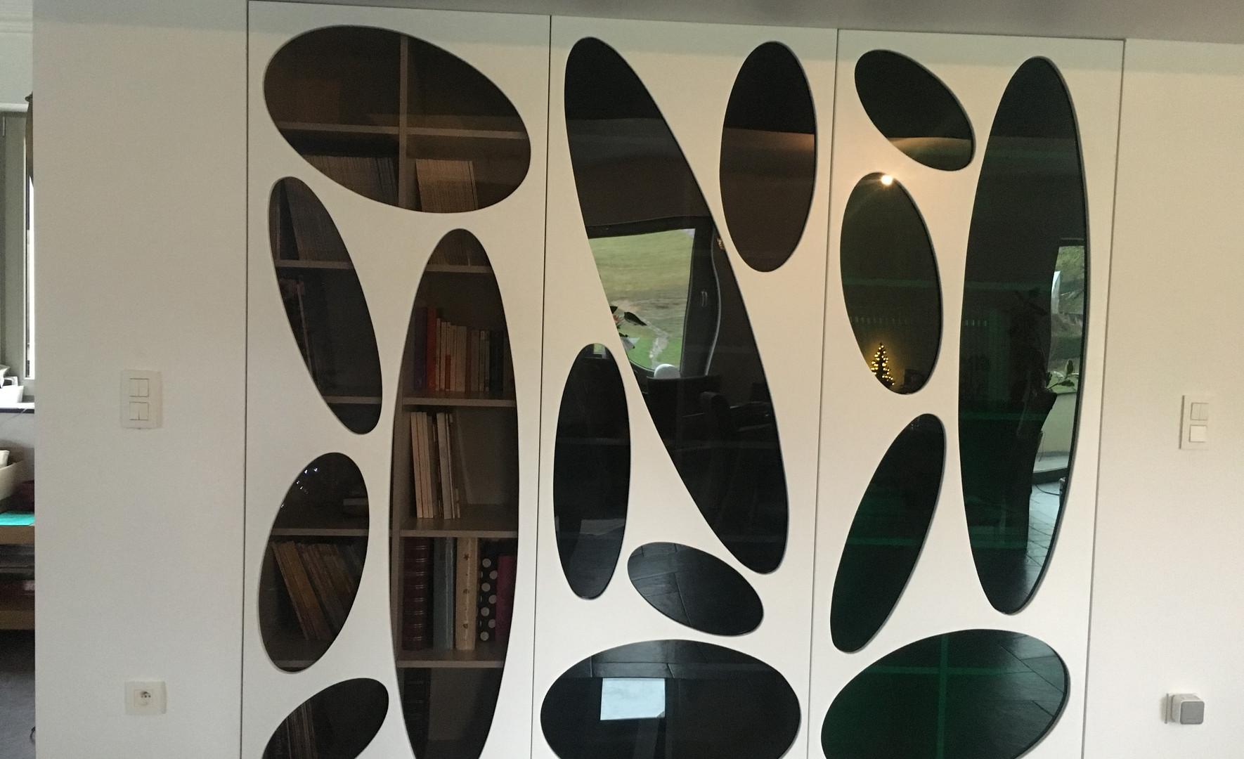 Bibliothèque - vue 2