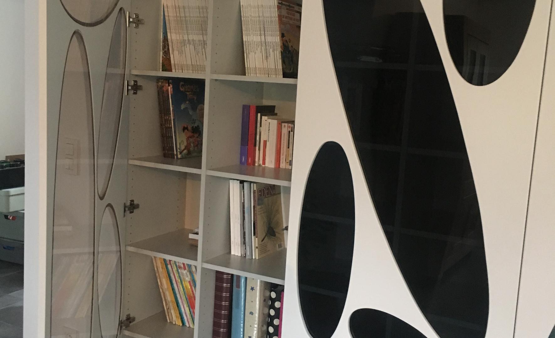 Bibliothèque - vue 3
