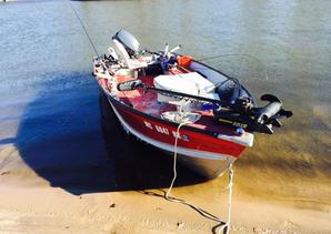 Inland Boat Lund Rebel