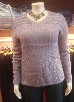 Sweater Calado