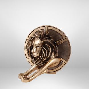 CANNES LION AWARD BRONZE