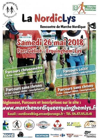 LA NORDICLYS - Sam 26 mai 2018