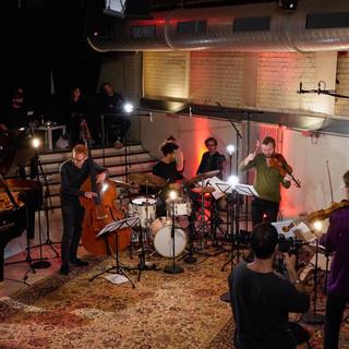 HOLON Trio & Rothko String Quartet @ Moon Sessions © Neda Navaee Photography