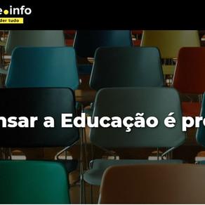 Repensar a Educação é preciso