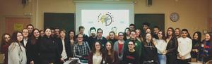 Des échanges concrets avec des élèves intéressants et intéressés de la 2nde 7 du Lycée Fénelon (Cambrai - 59)