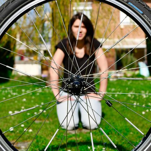 Les VÉLOS et leurs accessoires pour notre tour du monde à vélo.