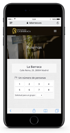 lyra-mockup-iphone-reservas-la-barraca-restaurante