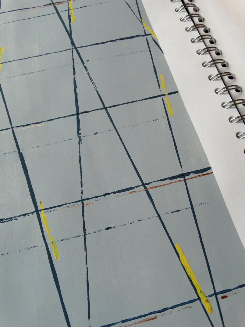 sketchbook paintings