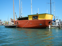 Sausalito Houseboat