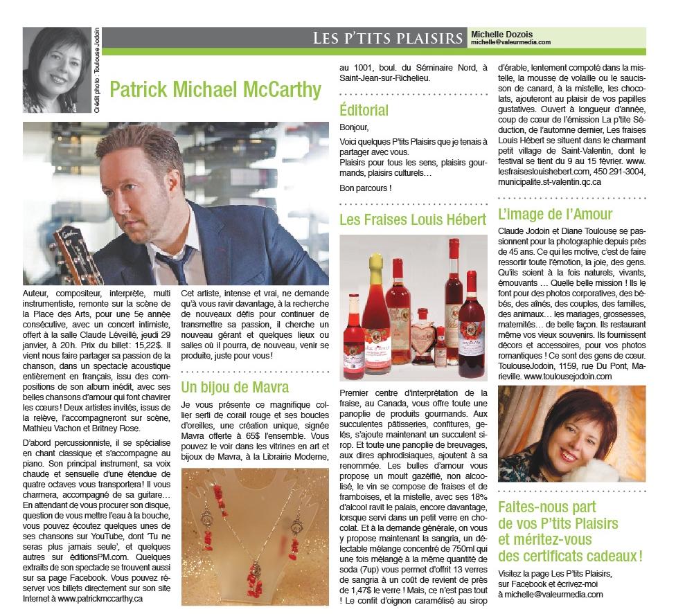 Articles Les P'tites Plaisirs