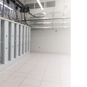 Electron Metal in Canada includes Rackstuds™ with its data cabinets