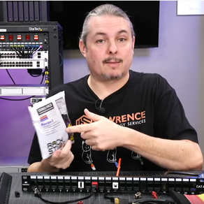 Review: Series II Rackstuds introduced by Lawrence Systems