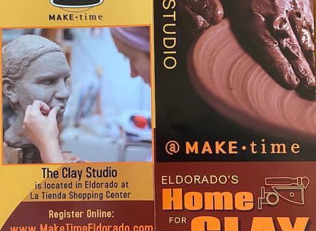 The Clay Studio in Eldorado at Santa Fe