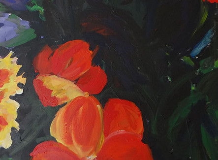 Diana K Oliver Paintings on Exhibit