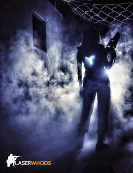 香港室內War Game場地,無痛刺激鐳射槍:誰才是槍中之王?