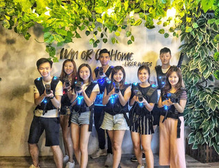 Laser Woods是香港室內鐳射槍場地,以「森林移動迷宮」為主題,每局最多可容納12人。如公司活動更可以接受6-60人的預約!