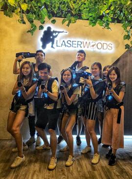 Laser Woods是香港室內鐳射槍場地,以「森林移動迷宮」為主題,歡迎一眾年輕有活動的朋友一同參加!