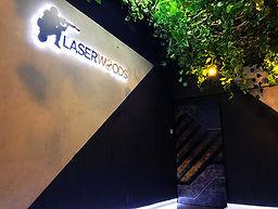香港好去處:Laser Woods 香港首創森林移動迷宮主題 - 鐳射槍對戰中心