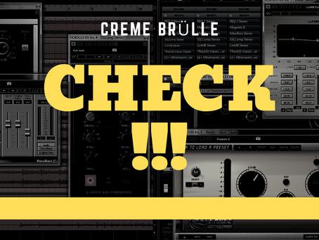 Creme Brülle....READY!