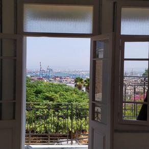 חיפה - מבטים קרובים, מבטים רחוקים