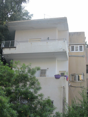 פרט תקרה/תקרה למרפסת