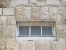 כותרת אבן לחלון