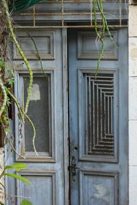 דלת כניסה בהלל 54
