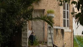 הצצה לעבר - אל הבית הנטוש בטרופלדור 4