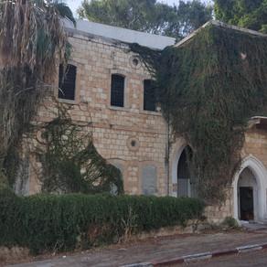 מתחת לרדאר - על סוגיית הבתים הנטושים בחיפה