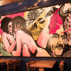 בירה, סושי וסטייל – העיצוב שמאחורי שלושה מקומות בילוי