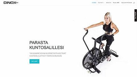 dinoxpro.fi-Dinox-referenssit-verkkosivut-gobros-oy