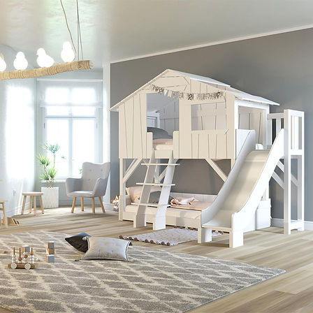 Toboggan-Mathy-By-Bols-House-Bed-with-Sl