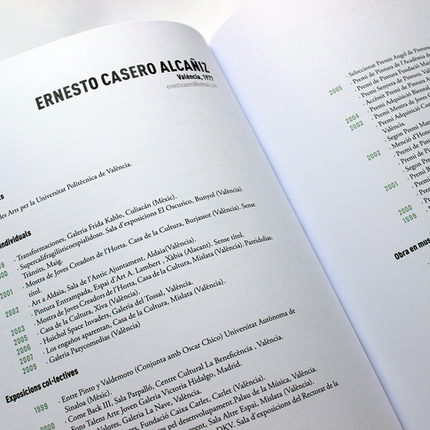 Catalogo exposicion