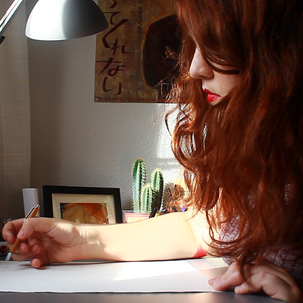 Ana Vázquez Illustration