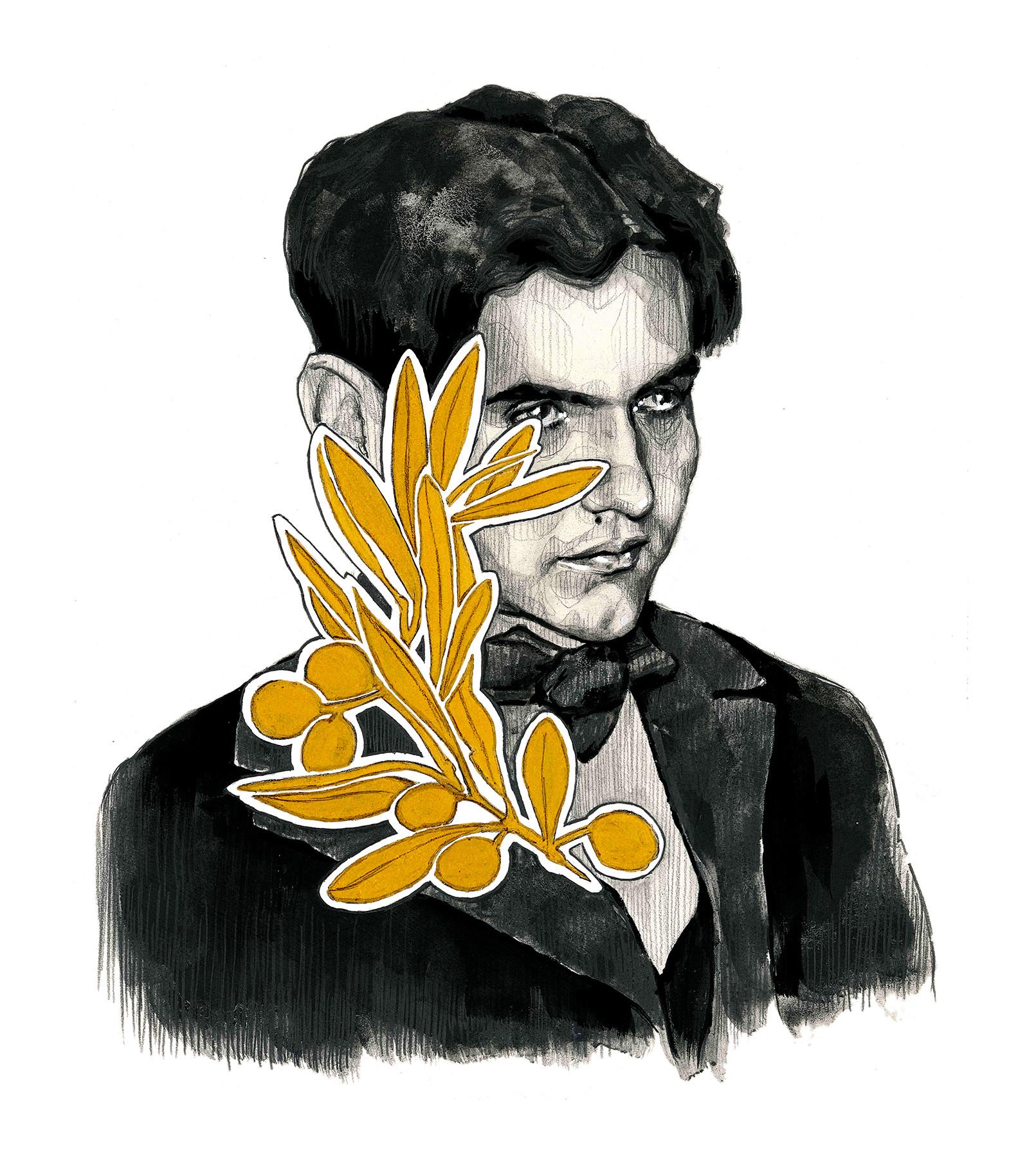 Los olivos de Lorca