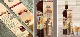 Amarula frother