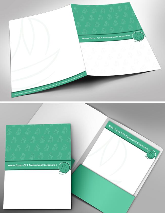 MZ Folder Design