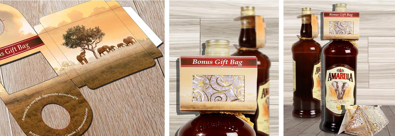 Amarula gift bag