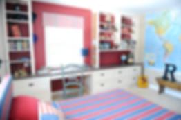 Boy's Bedroom 1