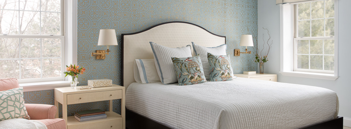 Lutherville Master bedroom
