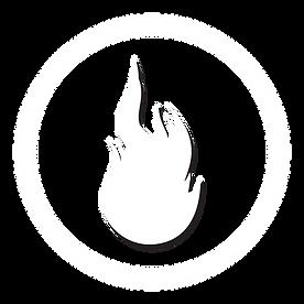 Captain America Logo Alone White.png