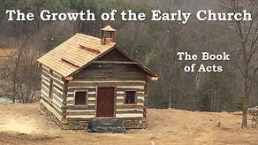 The Growth of the Early Church 02.06.18.