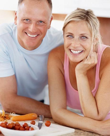 Healthy Couple