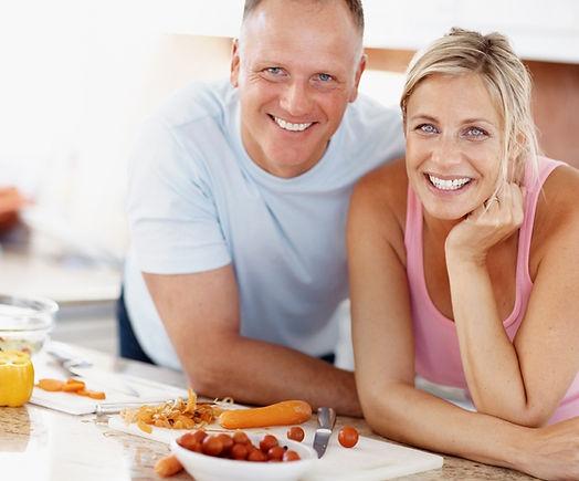 gesunde Paare