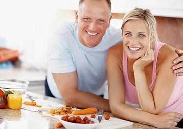 Healthy couple | Life Balance Fitness UK