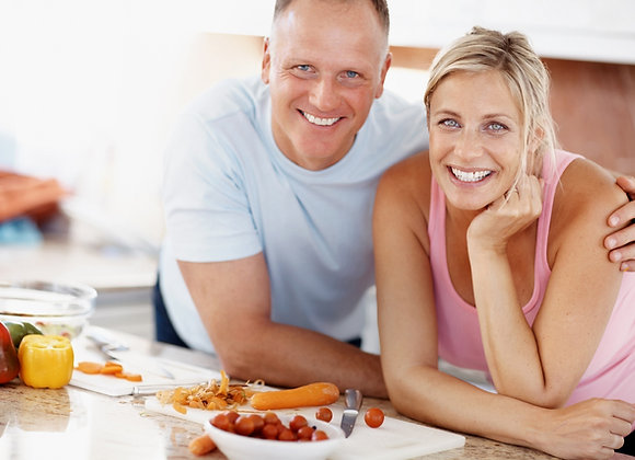 Couples/Family Jumpstart Nutrition Wellness Package