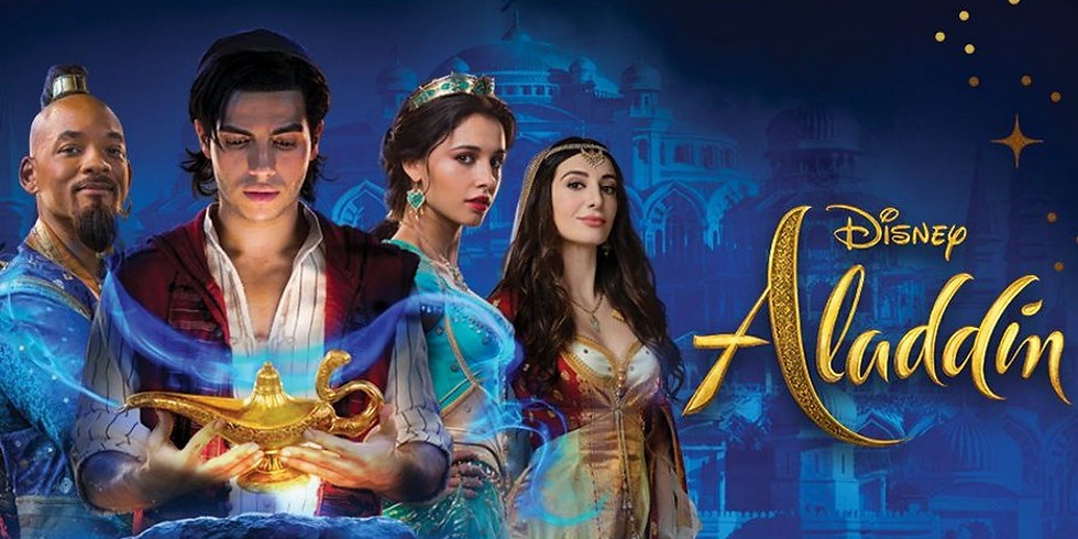 Moonlit Cinema: Aladdin (2019)