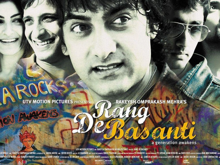 Pick Of The Week: Rang De Basanti