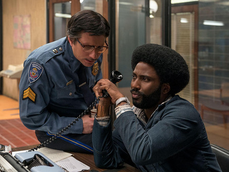 Pick of the Week: BlacKkKlansman